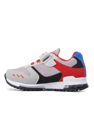 Slazenger Unisex Çocuk Edmond P Spor Ayakkabı 27724 Gri
